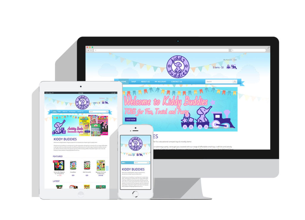 Kiddy-buddies-website-Showcase